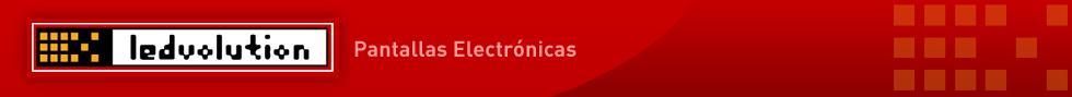 Rotulos electronicos Pantallas electronicas Carteles luminosos publicitarios