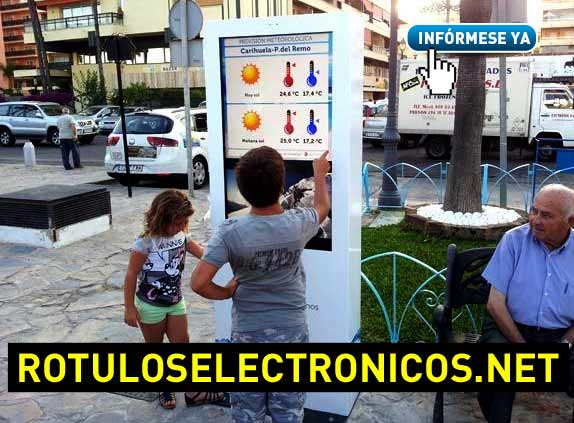 kioscos interactivos multimedia