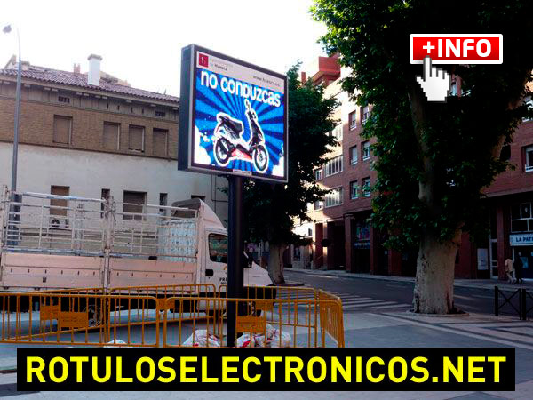 pantallas de led infocity