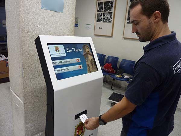 kioscos digitales de turnos