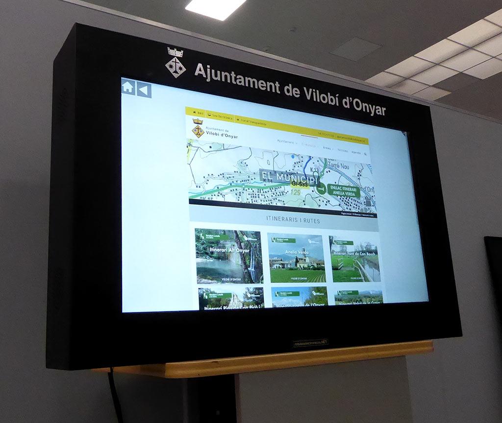 Sistemas de señalización digital